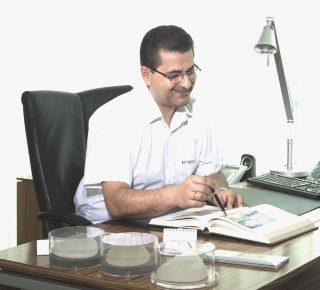 Dr Ghofrani professional advise Aestheticon